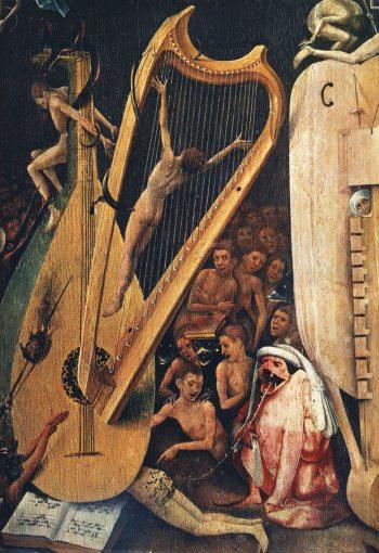 Esoterismo e musica - Il giardino delle delizie bosch ...