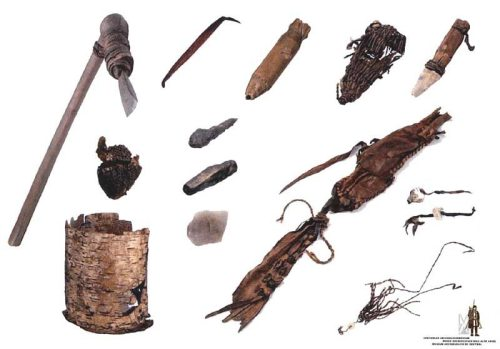 Top Otzi The Iceman Tools And Equipment Images for ...
